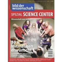 bdw SPEZIAL Science Center DIGITAL