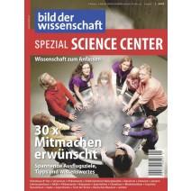 bdw SPEZIAL Science Center DIGITAL