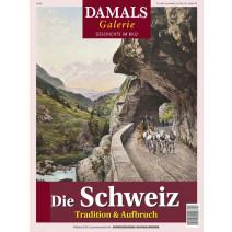 DAMALS Bildband: Schweiz