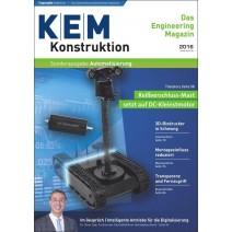 KEM Sonderausgabe Automatisierung 2/2016