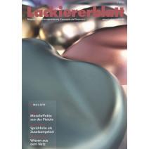 Lackiererblatt Ausgabe 02.2019