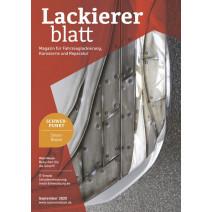 Lackiererblatt DIGITAL 05.2020