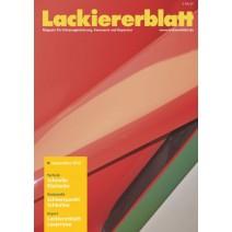 Lackiererblatt DIGITAL 05.2015