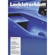 Lackiererblatt DIGITAL 01.2016
