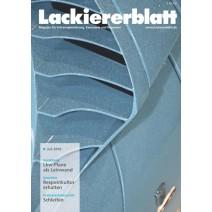 Lackiererblatt Ausgabe 04.2016