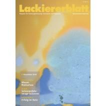 Lackiererblatt Ausgabe 06.2016