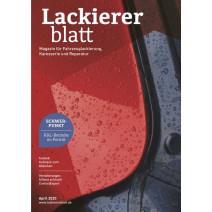 Lackiererblatt Sonderheft 2020 DIGITAL