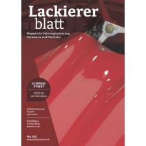 Lackiererblatt DIGITAL 03.2021