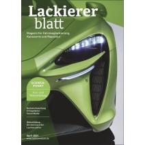 Lackiererblatt Sonderheft 2021 DIGITAL