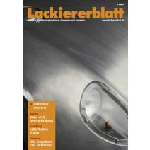 Lackiererblatt Sonderheft 2014 DIGITAL
