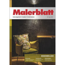 Malerblatt Ausgabe 04/2021