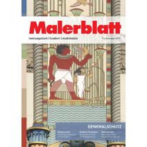 Malerblatt DIGITAL 11/2018