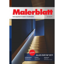 Malerblatt DIGITAL 05/2019