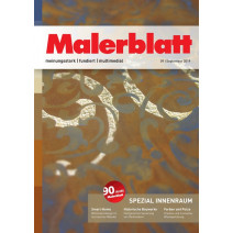Malerblatt DIGITAL 09/2019