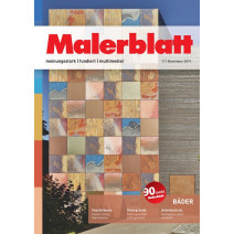 Malerblatt DIGITAL 11/2019