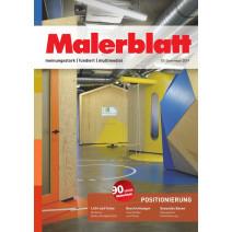 Malerblatt DIGITAL 01/2020