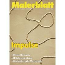 Malerblatt DIGITAL 04/2016
