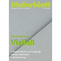 Malerblatt DIGITAL 06/2016