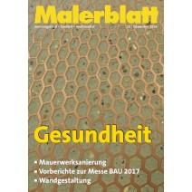 Malerblatt DIGITAL 12/2016