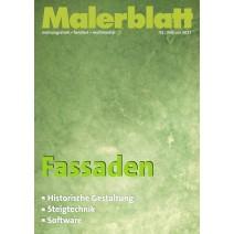 Malerblatt DIGITAL 02/2017