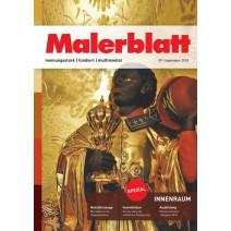 Malerblatt DIGITAL 09/2018