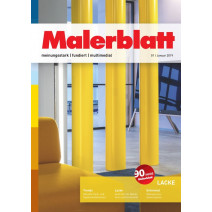 Malerblatt 01/2015