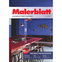 Malerblatt DIGITAL 07/2019