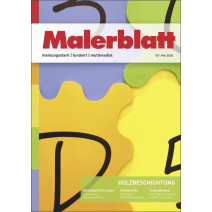 Malerblatt Ausgabe 05/2020