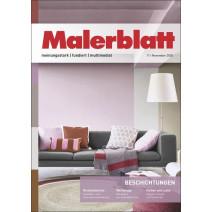 Malerblatt Ausgabe 11/2020