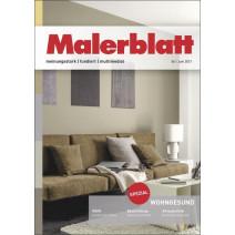 Malerblatt Ausgabe 06/2021