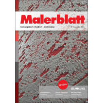 Malerblatt Ausgabe 09/2021