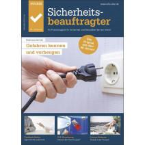 Sicherheitsbeauftragter DIGITAL 09/2020