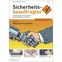 Sicherheitsbeauftragter Ausgabe 09.2016