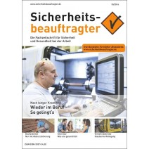 Sicherheitsbeauftragter Ausgabe 10.2016