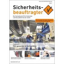 Sicherheitsbeauftragter Ausgabe 01-2/2017