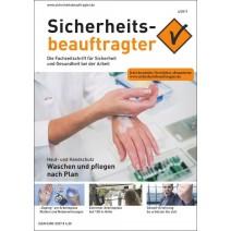 Sicherheitsbeauftragter DIGITAL 04/2017