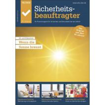 Sicherheitsbeauftragter Ausgabe 05/2020
