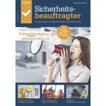 Sicherheitsbeauftragter Ausgabe 10/2020