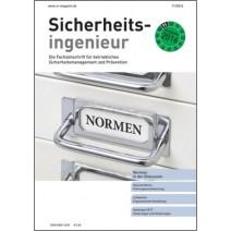 Sicherheitsingenieur Ausgabe 11.2016