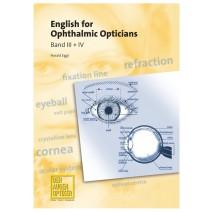 English for Ophthalmic Opticians Kombi-Band 3+4 DIGITAL