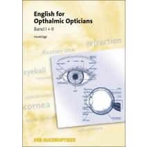 English for Ophthalmic Opticians Kombi-Band 1+2 DIGITAL