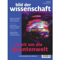 bdw Ausgabe 07/2021
