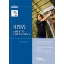 Betriebspraxis & Arbeitsforschung Jahres-Abo