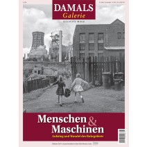 DAMALS Bildband: Menschen & Maschinen