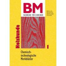 BM-Broschüre Holzkunde 1