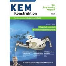 KEM Sonderausgabe 4/2018: Kollaborative Robotik