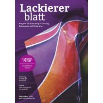 Lackiererblatt DIGITAL 05.2019