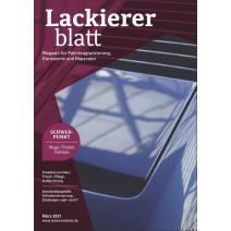 Lackiererblatt Ausgabe 02.2021