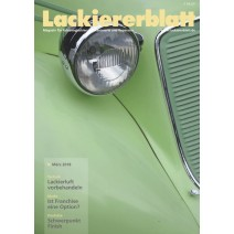 Lackiererblatt Ausgabe 02.2018