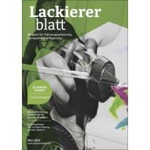 Lackiererblatt Ausgabe 02.2020